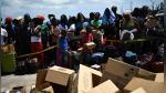 Bahamas y el drama de los desplazados por la brutalidad del huracán Dorian - Noticias de trump