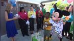 Niño fue recompensado con un viaje a Disney después de usar sus ahorros para ayudar a evacuados por huracán Dorian - Noticias de viaje