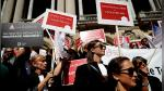 Francia: Miles de abogados protestan en París contra reforma de pensiones - Noticias de parís