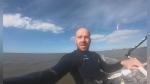 Surfista capta de casualidad el paso de un meteorito sobre el mar - Noticias de meteoritos
