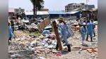 Al menos siete niños muertos y 57 heridos al derrumbarse colegio en Nairobi   FOTOS Y VIDEO - Noticias de servicios públicos