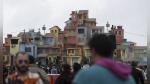 Polémica en Rock in Rio por un espacio que escenifica a una favela - Noticias de escenarios económicos