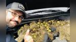 Su auto sufre un desperfecto mientras conducía y descubre centenares de nueces almacenadas al abrir el capó - Noticias de invierno