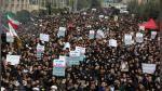 Irán pide venganza tras la muerte de Qasem Soleimani en bombardeo de USA en Irak - Noticias de benjamin netanyahu