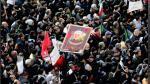 Marea humana en Teherán para rendir homenaje al general Soleimani - Noticias de gran bretaña